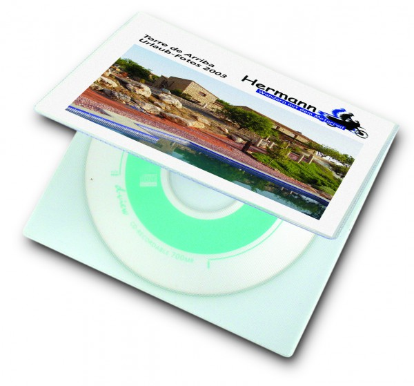 CD-Cases, disCover®, 20 covers per Pack