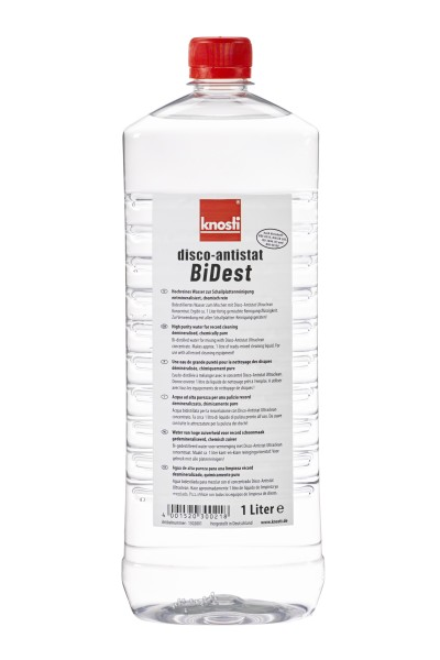 Disco-Antistat BiDest, 1 Liter